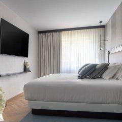 Отель Hyatt Regency Hesperia Madrid Испания, Мадрид - отзывы, цены и фото номеров - забронировать отель Hyatt Regency Hesperia Madrid онлайн комната для гостей фото 4