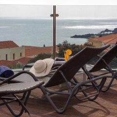 Отель The Lince Madeira Lido Atlantic Great Hotel Португалия, Фуншал - 1 отзыв об отеле, цены и фото номеров - забронировать отель The Lince Madeira Lido Atlantic Great Hotel онлайн бассейн фото 2