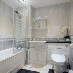 Отель Platinum Apartments Next to London Bridge 9997 Великобритания, Лондон - отзывы, цены и фото номеров - забронировать отель Platinum Apartments Next to London Bridge 9997 онлайн ванная фото 2