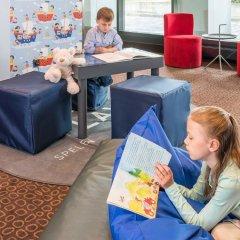 Отель Novotel Berlin Mitte Германия, Берлин - 3 отзыва об отеле, цены и фото номеров - забронировать отель Novotel Berlin Mitte онлайн детские мероприятия