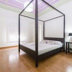 Апартаменты Kirei Apartment Segorbe комната для гостей