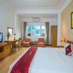 Отель Cherry Hotel 2 Вьетнам, Ханой - отзывы, цены и фото номеров - забронировать отель Cherry Hotel 2 онлайн комната для гостей фото 3