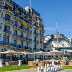 Отель Beau-Rivage Palace фото 8