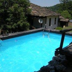 Отель Parlapanova Guest House - Pool Access Боженци бассейн