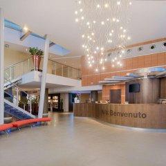Отель NH Padova Италия, Падуя - отзывы, цены и фото номеров - забронировать отель NH Padova онлайн интерьер отеля