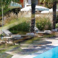 Hotel Christine Гаргаццоне бассейн фото 3