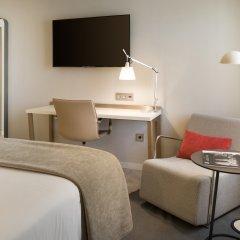 Отель NH Collection Lisboa Liberdade удобства в номере фото 2