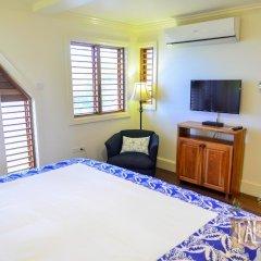 Отель Tallawah Villa, Silver Sands Jamaica 7BR удобства в номере