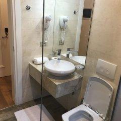 Отель Sandy Beach Resort Албания, Голем - отзывы, цены и фото номеров - забронировать отель Sandy Beach Resort онлайн ванная