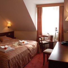 Отель Komorni Hurka Чехия, Хеб - отзывы, цены и фото номеров - забронировать отель Komorni Hurka онлайн в номере