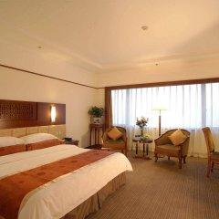 Отель Capital Hotel Китай, Пекин - 8 отзывов об отеле, цены и фото номеров - забронировать отель Capital Hotel онлайн комната для гостей фото 5