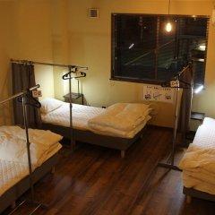 Отель Tokyo Backpackers Токио комната для гостей