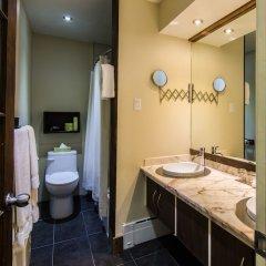 Отель C3 - Hotel art de vivre Канада, Квебек - отзывы, цены и фото номеров - забронировать отель C3 - Hotel art de vivre онлайн ванная