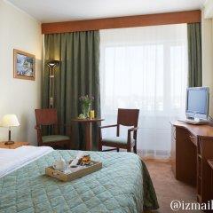 Гостиница Измайлово Дельта комната для гостей фото 9