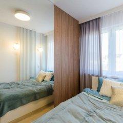 Отель Apartament Różana Познань комната для гостей фото 2
