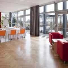 Отель Holiday Inn Prague Airport Прага помещение для мероприятий фото 2