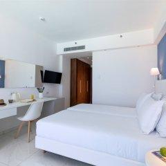 Отель Belair Beach Греция, Родос - 1 отзыв об отеле, цены и фото номеров - забронировать отель Belair Beach онлайн комната для гостей фото 4