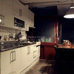 Отель Bunker Factory Сеул в номере