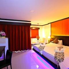 Orchid Garden Hotel комната для гостей фото 3