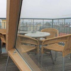 Отель A-Apartments Чехия, Прага - отзывы, цены и фото номеров - забронировать отель A-Apartments онлайн балкон