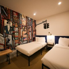 Отель Manhattan Broadway Hotel США, Нью-Йорк - 8 отзывов об отеле, цены и фото номеров - забронировать отель Manhattan Broadway Hotel онлайн комната для гостей