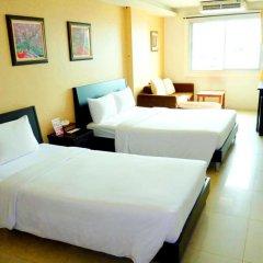 Отель Centric Place Бангкок комната для гостей
