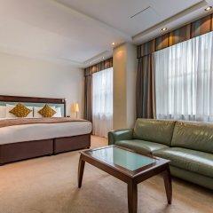 Отель Great Cumberland Place Великобритания, Лондон - отзывы, цены и фото номеров - забронировать отель Great Cumberland Place онлайн комната для гостей фото 4