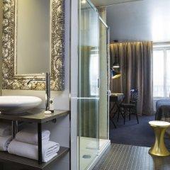 Отель Eugène en Ville Франция, Париж - 5 отзывов об отеле, цены и фото номеров - забронировать отель Eugène en Ville онлайн ванная фото 2