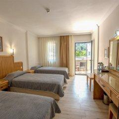 Belcehan Deluxe Hotel Турция, Олудениз - отзывы, цены и фото номеров - забронировать отель Belcehan Deluxe Hotel онлайн комната для гостей фото 3