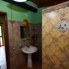 Отель B&B Giucalem - La Casa Negli Orti Пьяцца-Армерина ванная фото 2