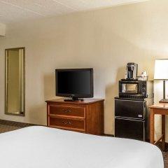 Отель Clarion Inn Frederick Event Center удобства в номере фото 2