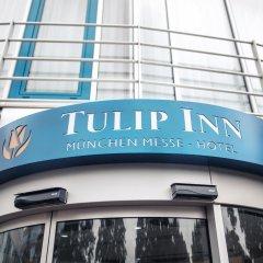 Отель Tulip Inn Muenchen Messe Мюнхен спортивное сооружение