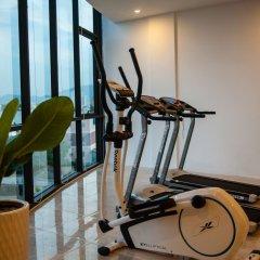 Muong Thanh Grand Nha Trang Hotel фитнесс-зал фото 4