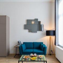 Отель Urban Suites Brussels Schuman Брюссель комната для гостей фото 5
