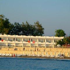 Side Breeze Турция, Сиде - 1 отзыв об отеле, цены и фото номеров - забронировать отель Side Breeze онлайн пляж фото 2