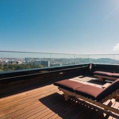 Отель InterContinental Lisbon бассейн фото 2