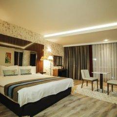 Yucel Hotel Турция, Усак - отзывы, цены и фото номеров - забронировать отель Yucel Hotel онлайн комната для гостей фото 3