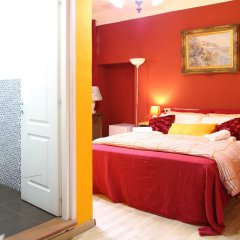Отель Central Beds Италия, Флоренция - отзывы, цены и фото номеров - забронировать отель Central Beds онлайн комната для гостей фото 4