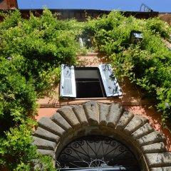 Отель Raffaello Inn Рим балкон