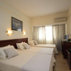 Hellinis Hotel Афины комната для гостей фото 2