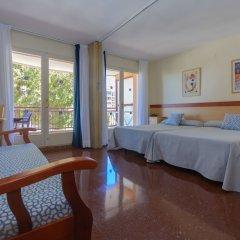 Отель MedPlaya Albatros Family Испания, Салоу - 2 отзыва об отеле, цены и фото номеров - забронировать отель MedPlaya Albatros Family онлайн комната для гостей