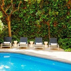 Отель Balmes Испания, Барселона - 10 отзывов об отеле, цены и фото номеров - забронировать отель Balmes онлайн бассейн фото 2