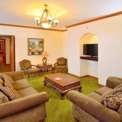 Отель Tegucigalpa Marriott Hotel Гондурас, Тегусигальпа - отзывы, цены и фото номеров - забронировать отель Tegucigalpa Marriott Hotel онлайн комната для гостей фото 5