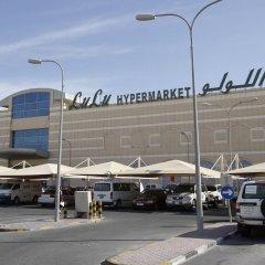 Al Waleed Palace Hotel Apartments-Al Barsha парковка