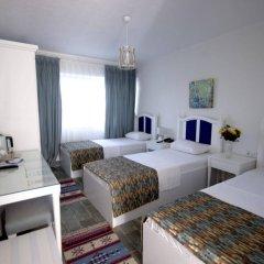 Mavi Beyaz Hotel Beach Club Силифке удобства в номере