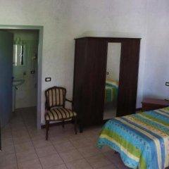 Отель Affittacamere Da Franco Парма сейф в номере
