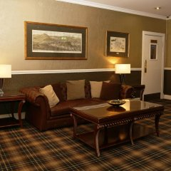 Отель Old Waverley Hotel Великобритания, Эдинбург - отзывы, цены и фото номеров - забронировать отель Old Waverley Hotel онлайн интерьер отеля фото 2