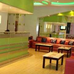 Отель Lucky Green View развлечения