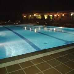 Отель Camping Paisaxe II Эль-Грове бассейн фото 3