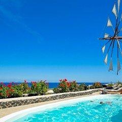 Отель Windmill Villas Греция, Остров Санторини - отзывы, цены и фото номеров - забронировать отель Windmill Villas онлайн фото 7